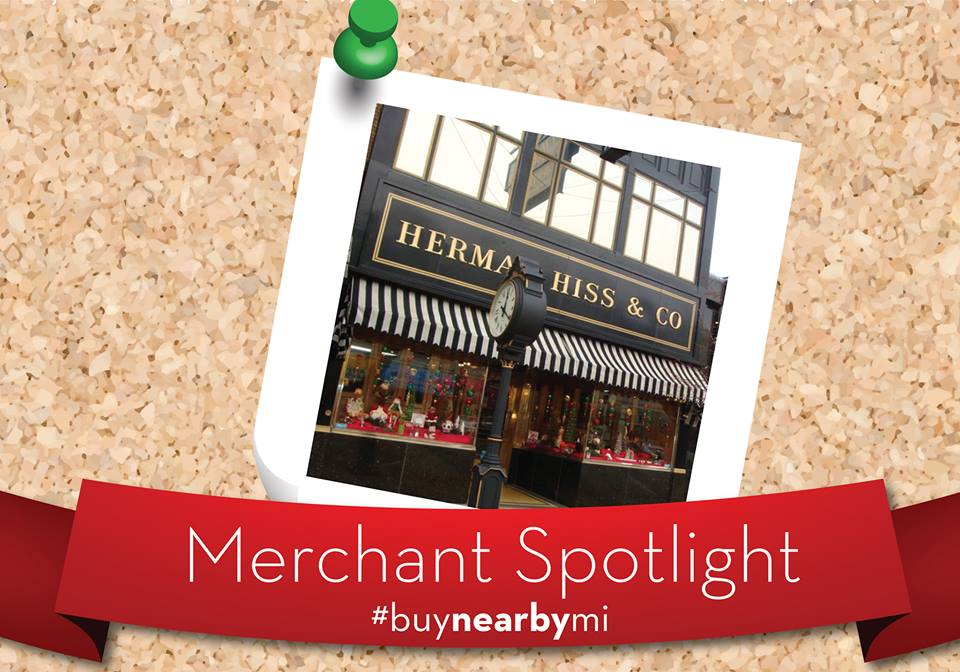 Merchant Spotlight: Herman Hiss & Company