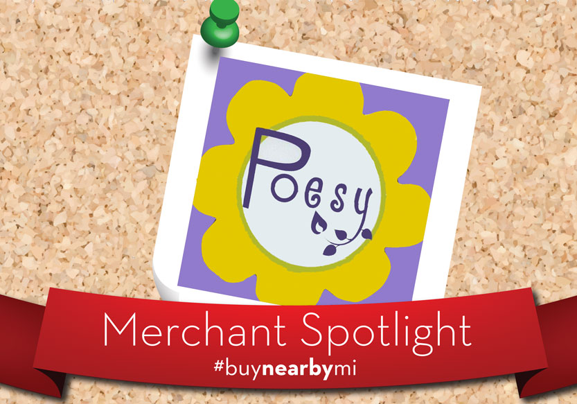 Merch Spotlight Poesy