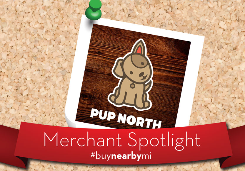 Merch Spotlight Pup North