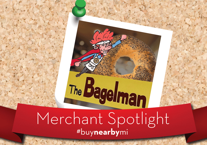 Merch Spotlight Bagelman