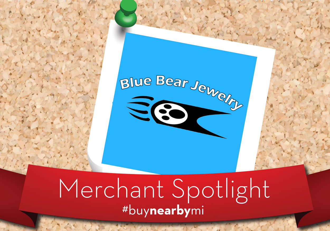 Merch Spotlight Bluebear