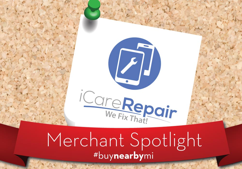 Merchant Spotlight: ICare Phone Repair