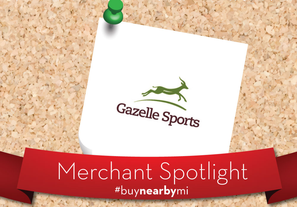 Merch Spotlight Gazelle