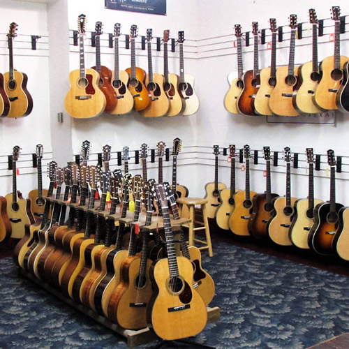 Elderly Instruments is a musical instrument retailer in Lansing, Michigan, United States, with a reputation as a