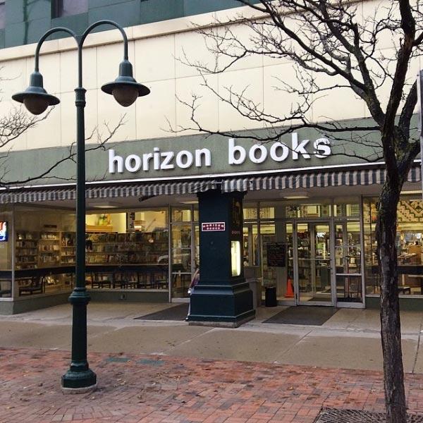 Horizon's Bookstore traverse city