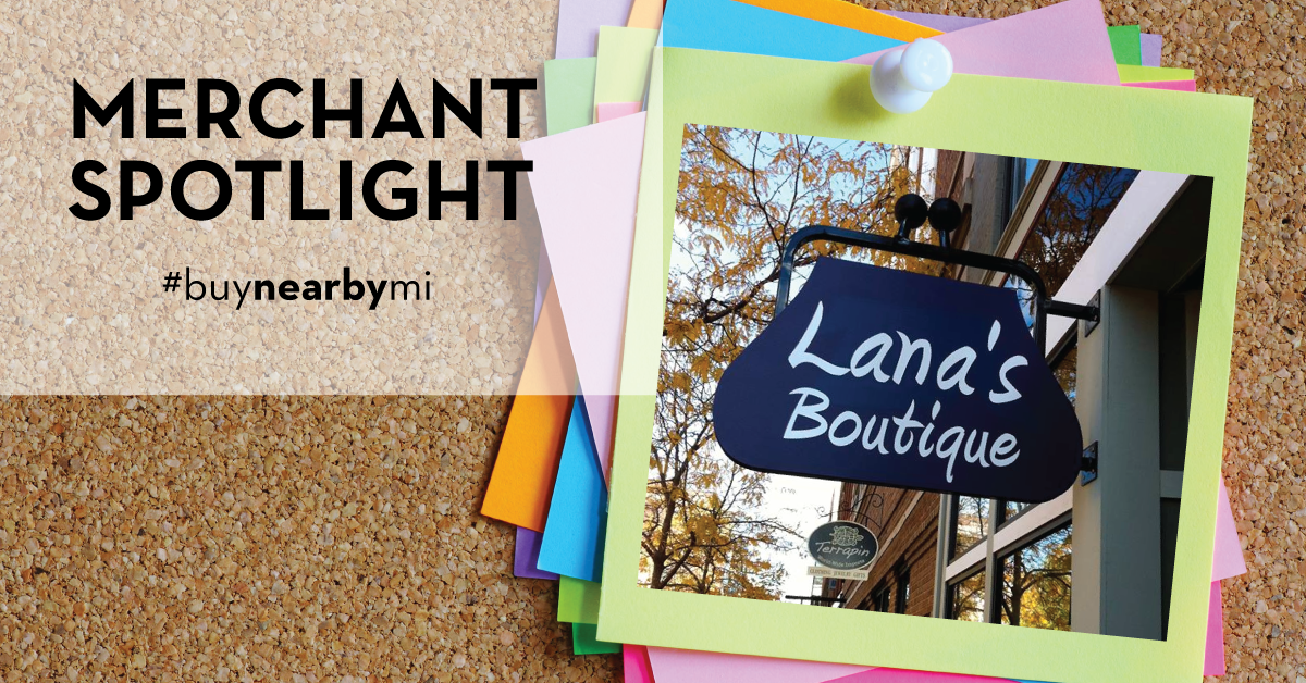 Merchant Spotlight: Lana's Boutique