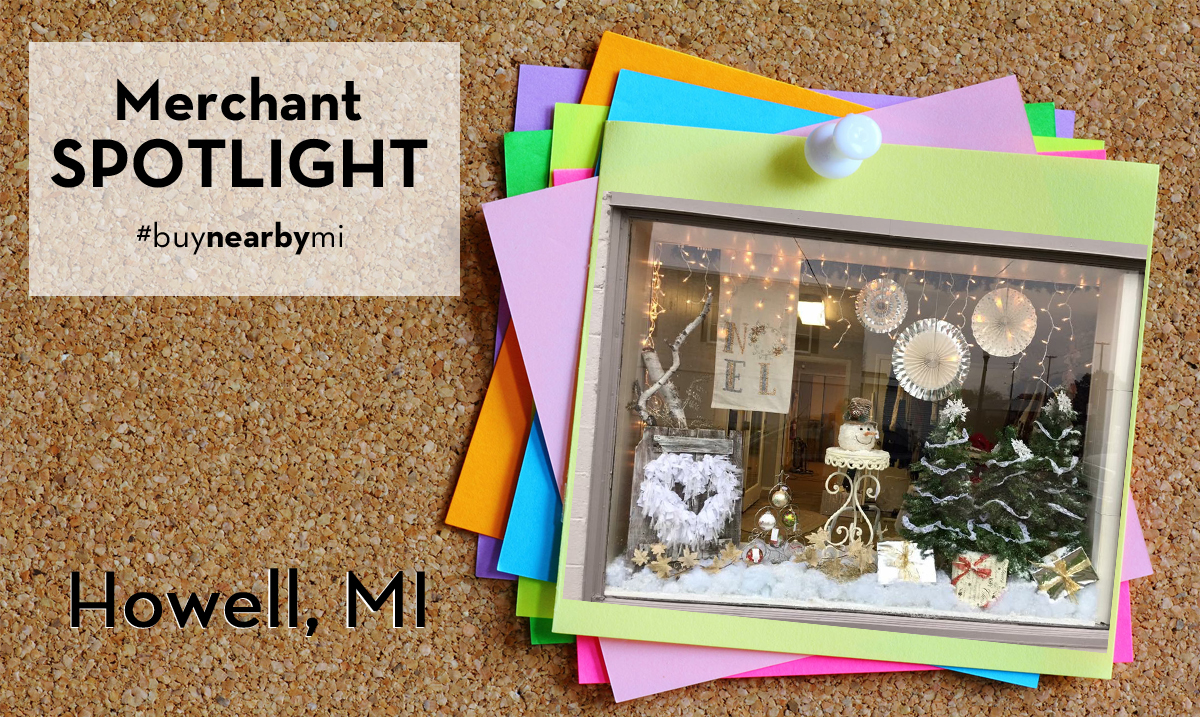 Merchant Spotlight: Walnut Street Marketplace/Howell Holiday Boutique