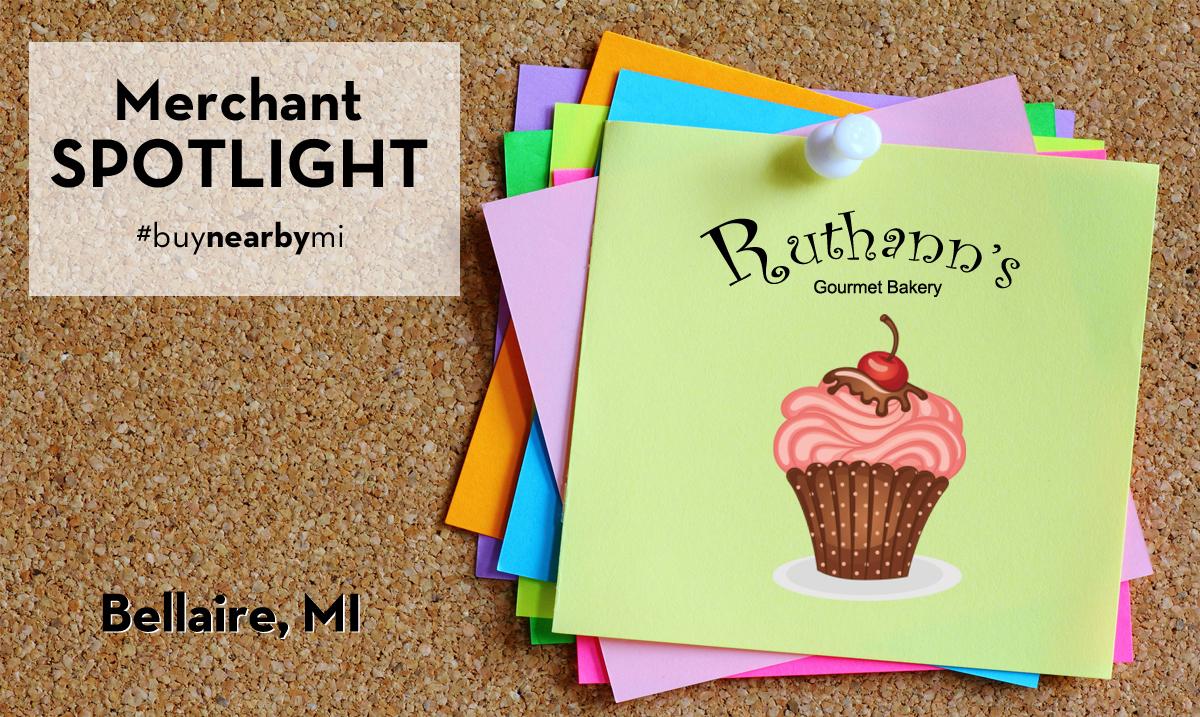 Merchant Spotlight: Ruthann's Gourmet Bakery