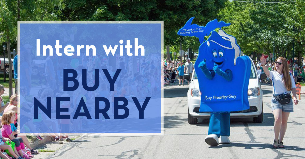 Intern With Buy Nearby In Fall 2018