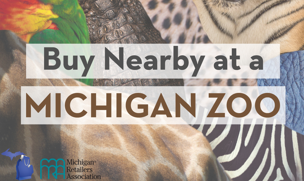 Buy Nearby At A Michigan Zoo