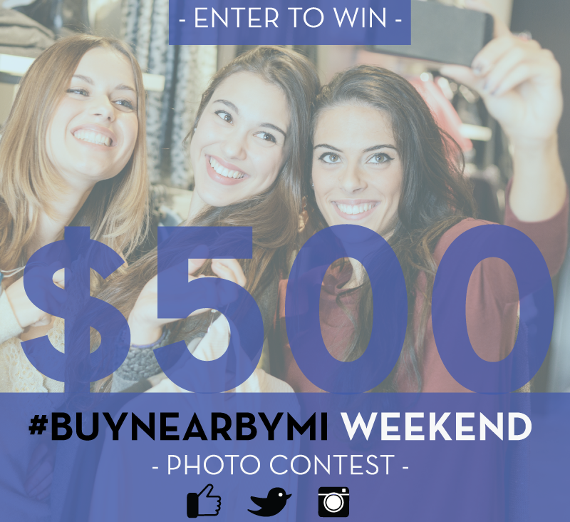How To Win $500 During Buy Nearby Weekend 2017