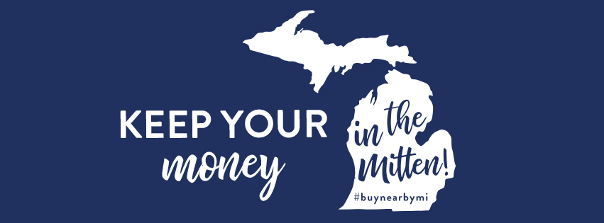 Michigan Retailers Association's Annual Buy Nearby Weekend Oct. 5-7, 2018