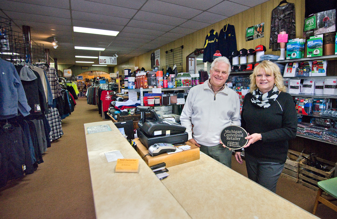 132-year-old Mitchell's Dept. Store Named Centennial Retailer