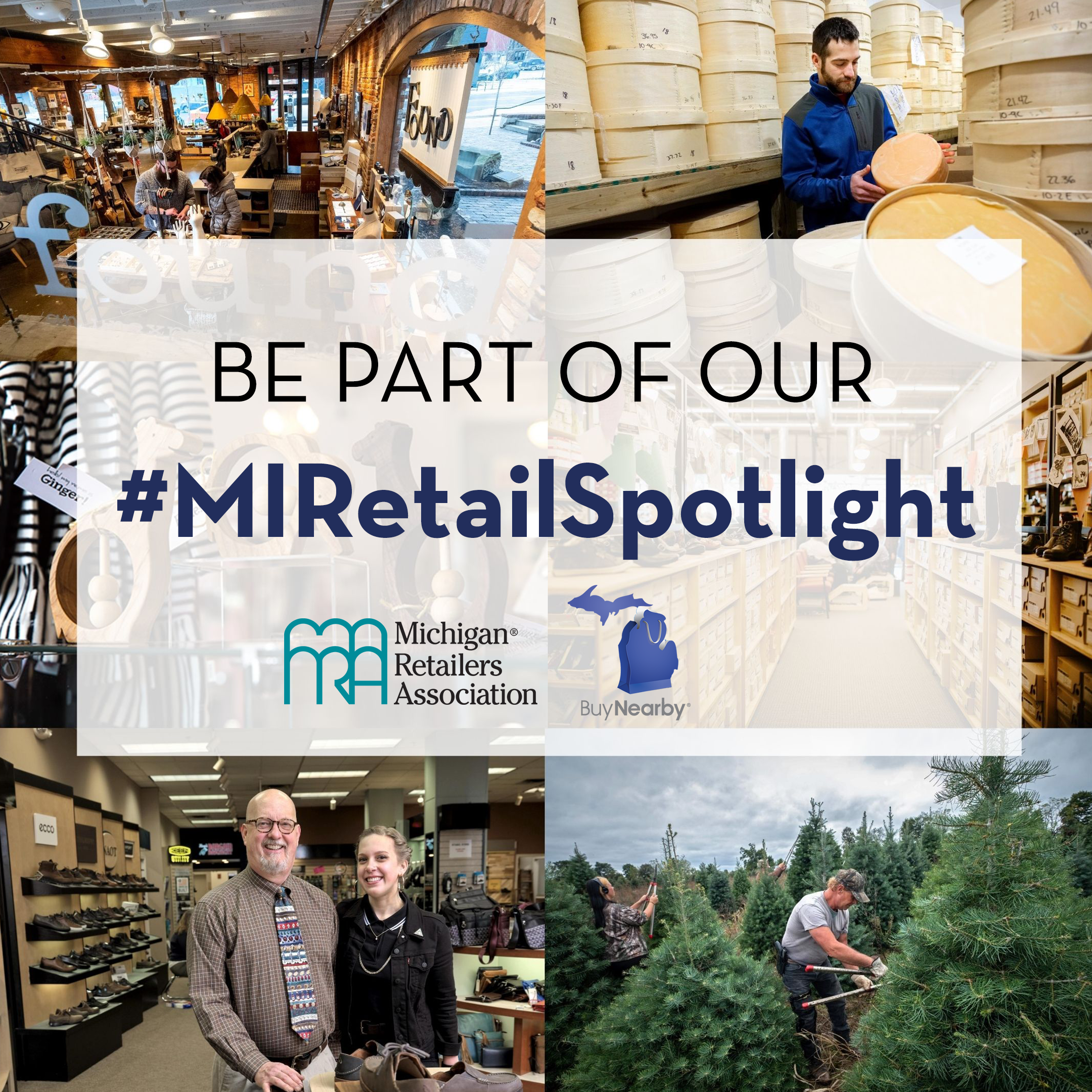 Be Part Of Our #MIRetailSpotlight